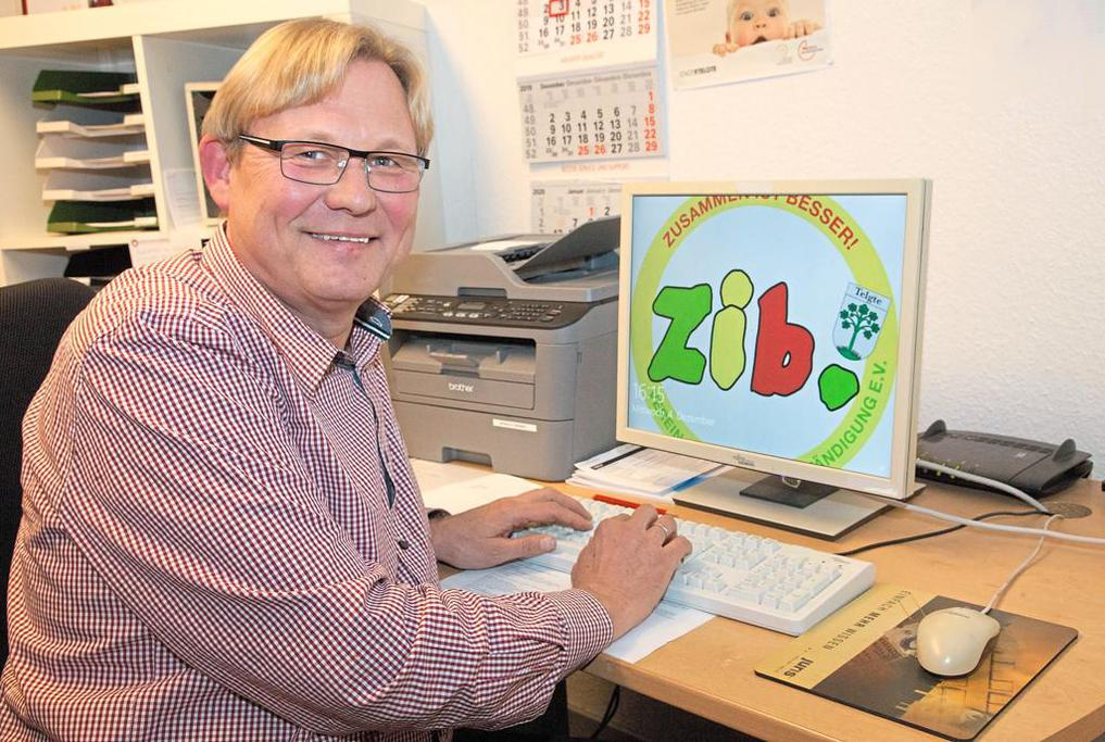 """Dr. Arno Lott ist seit einem Jahr Zib-Vorsitzender:  """"Integration ist ein langwieriger Prozess"""""""